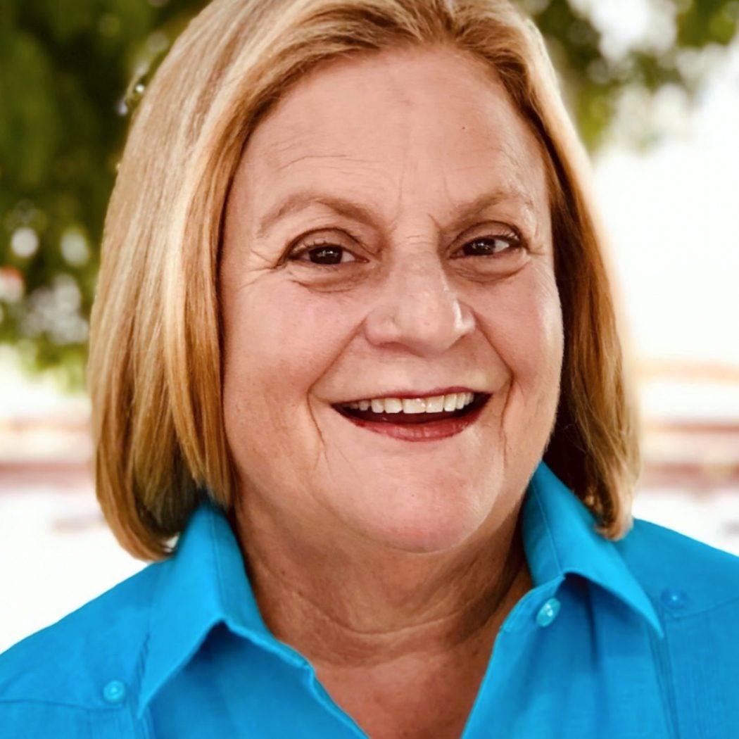 Ileana Ros-Lehtinen - headshot