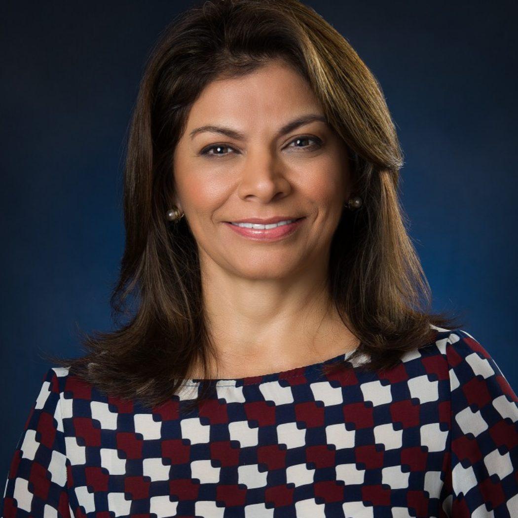 Laura Chinchilla (GRD '89)
