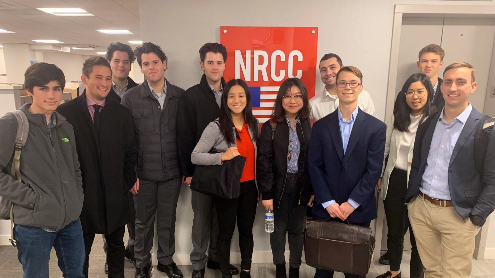 Students at the NRCC