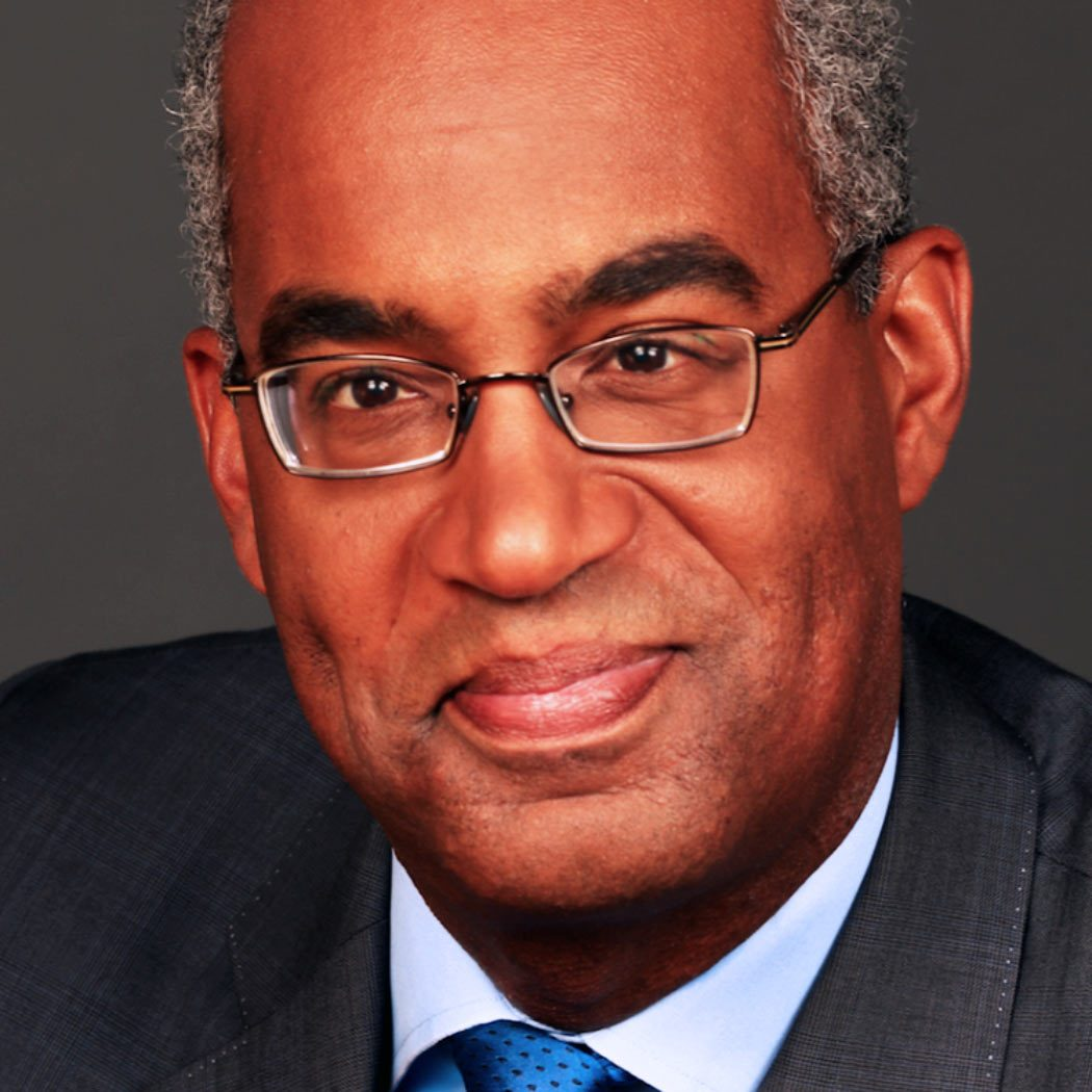 Ron Christie headshot