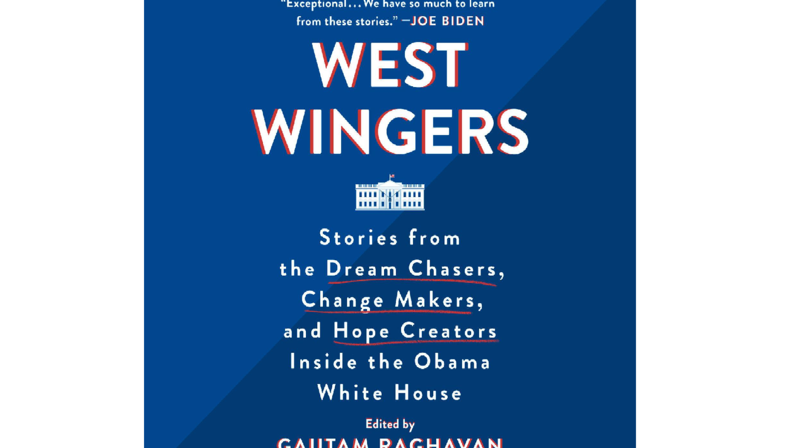GU Politics welcomed some of the authors behind West Wingers for a Political Pageturners event - bookcover illustration