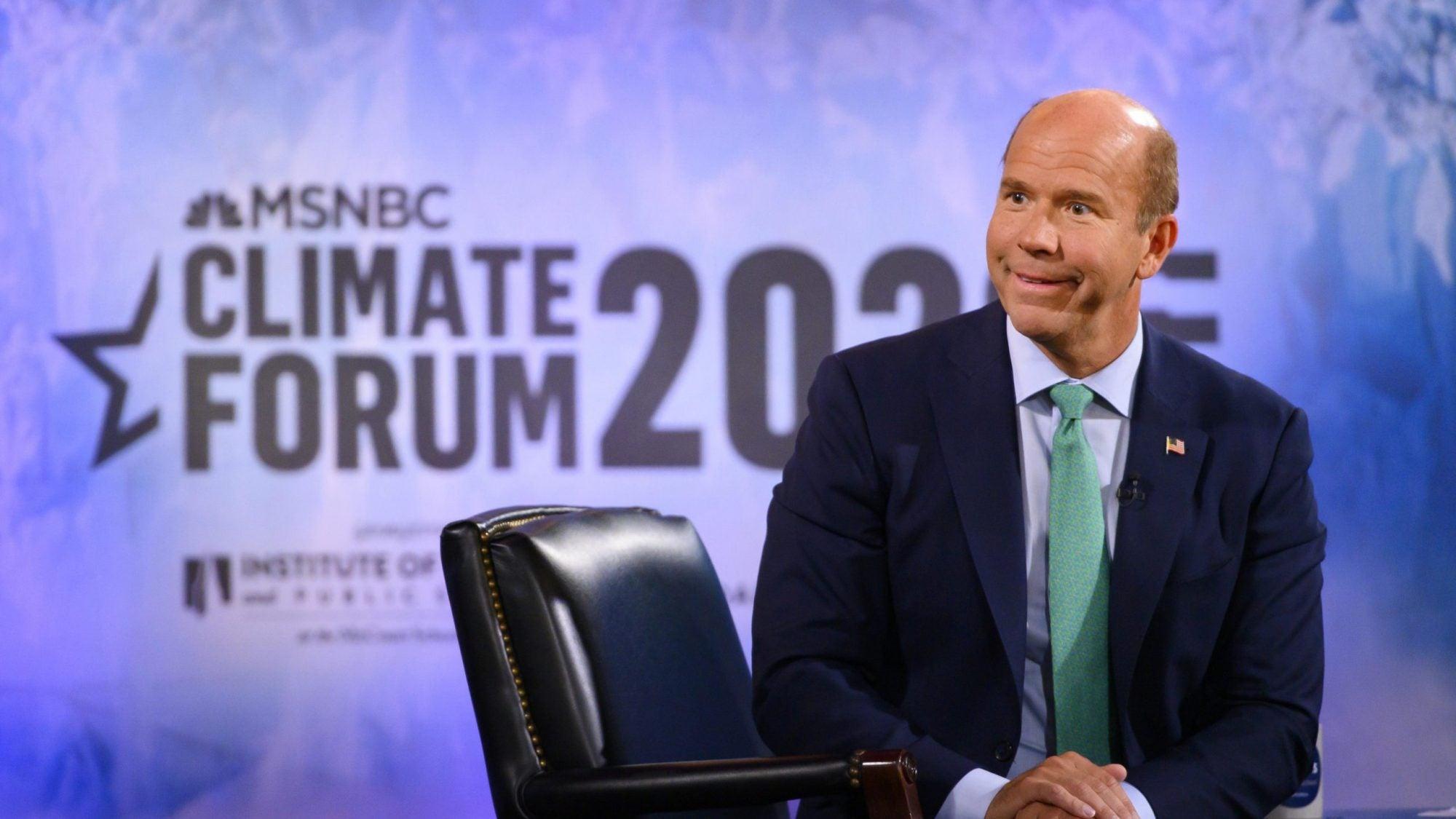 Climate Forum - John Delaney