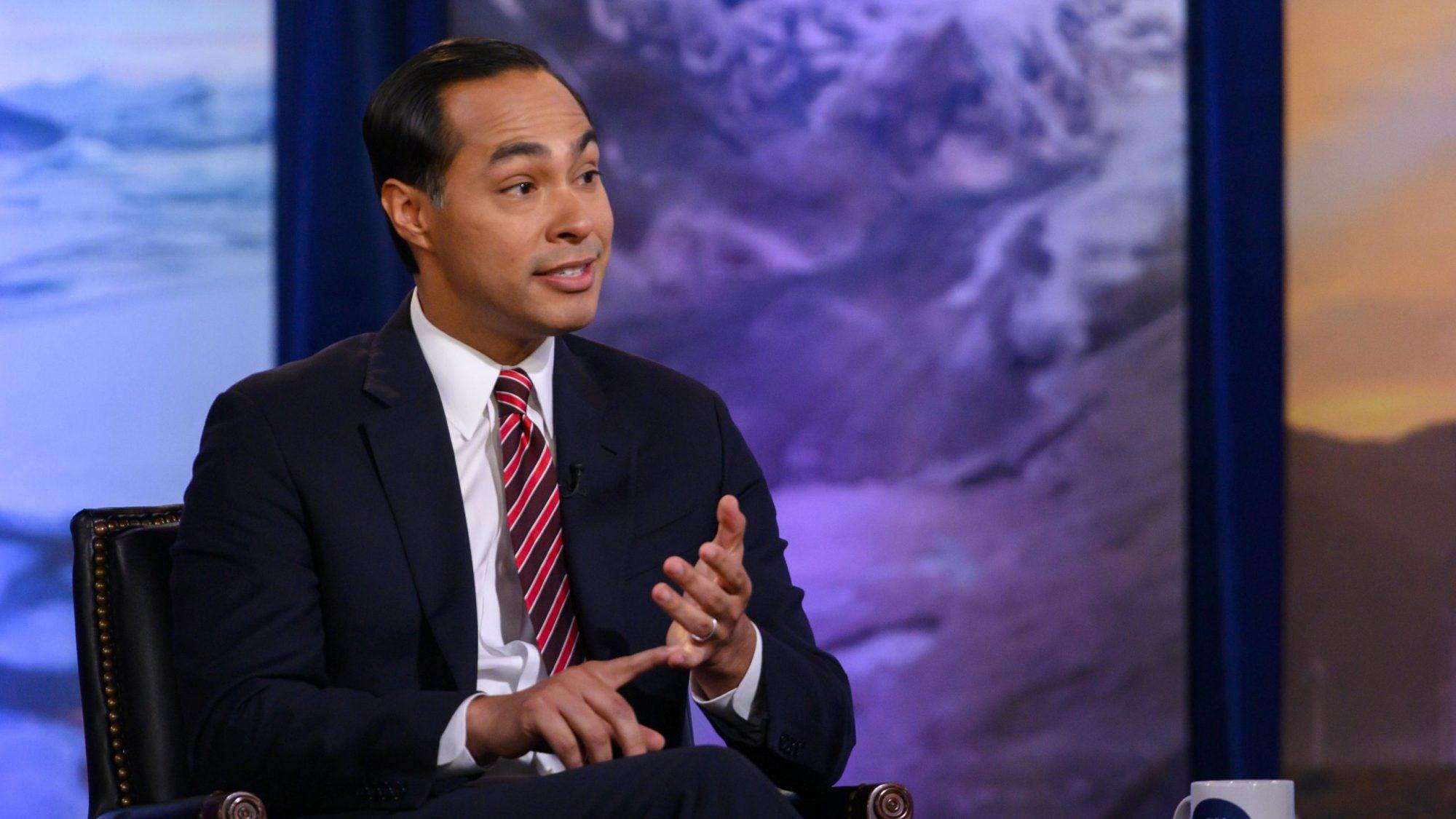 Climate Forum - Julián Castro