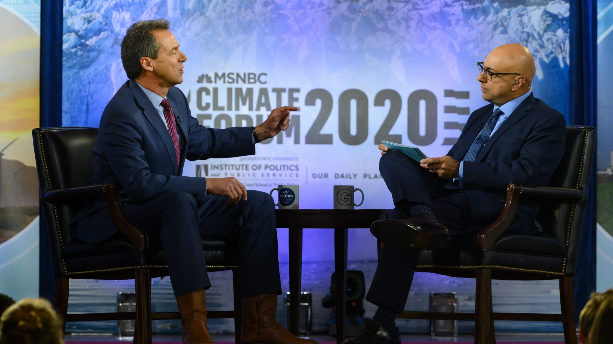 Climate Forum - Steve Bullock